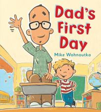 Dads first day