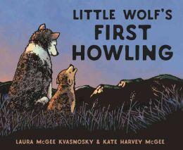 Little Wolfs first howling