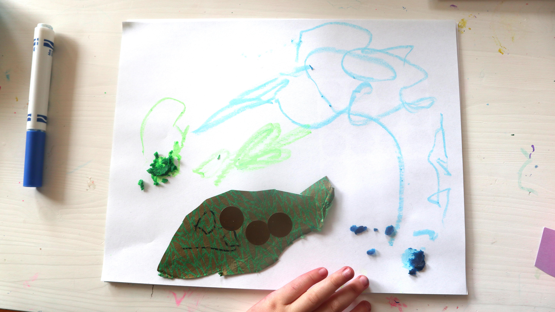 Mister seahorse activity - 1